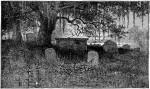 public domain graveyard image