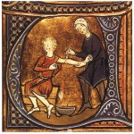 public domain image of bloodletting