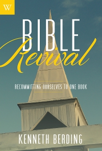 Berding's Burden: Promoting Bible Revival