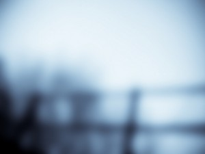"""blurred image of """"winter railings"""" courtesy flickr's tarrytown (creative commons license)"""