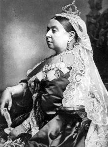 Picture of Queen Victoria