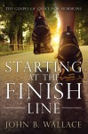 wallace starting at finish line cover courtesy publisher