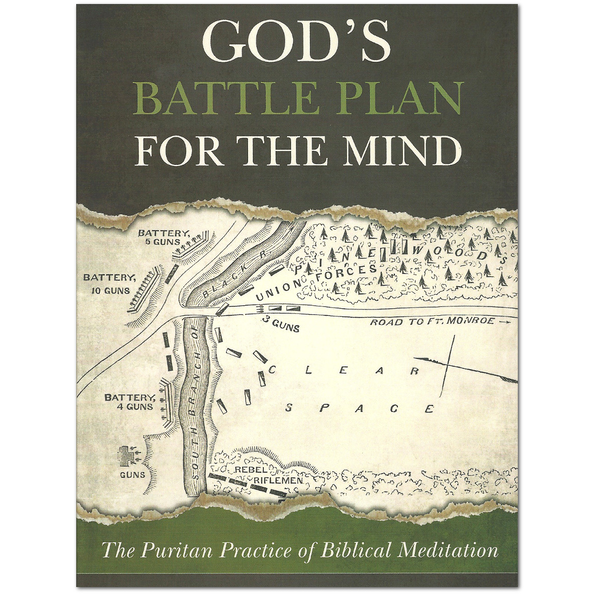Pious Thinking: God's Battle Plan (Saxton Review)