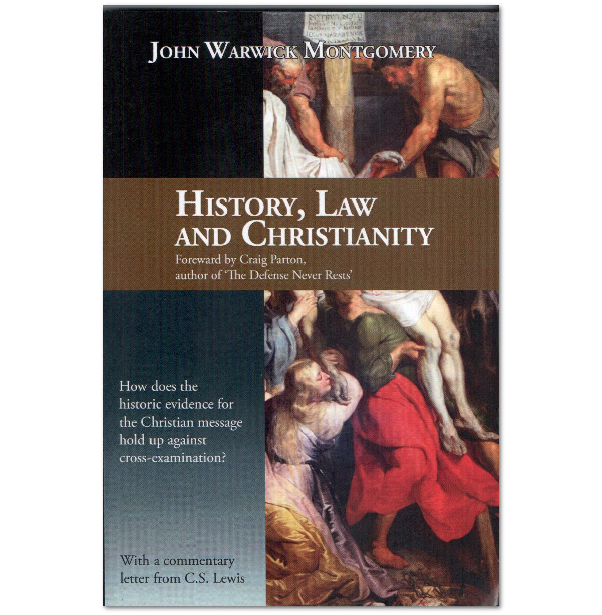 Worthwhile Reading…For Some: History, Law and Christianity