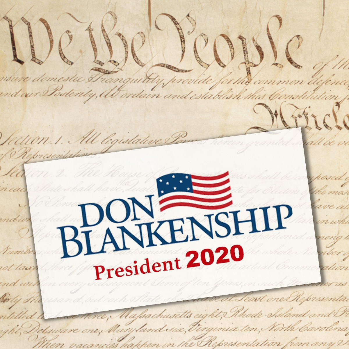 Californians for Blankenship: An Update