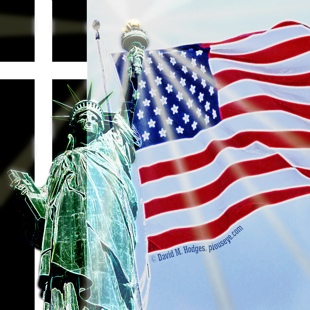 Concluding Political Postscript to 2020: My Christian Nationalist Libertarian Platform
